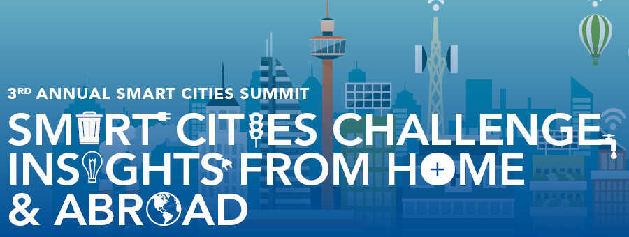 3rd Smart Cities Summit – Toronto Region Board of Trade Logo